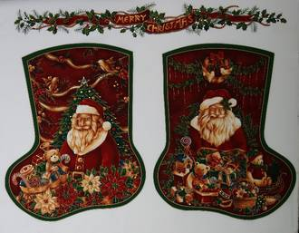 Christmas Stocking - Large