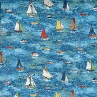 Seaside Sailing Boats