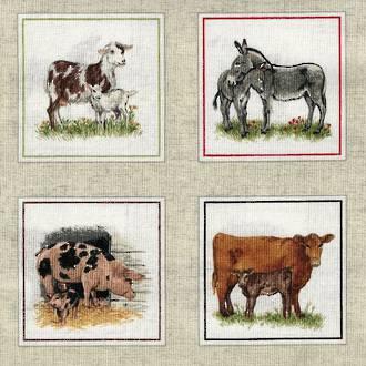Farm Animal Labels