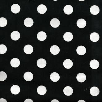 White Dots on Black