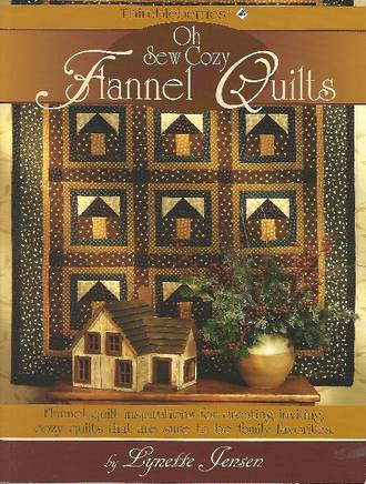 Oh Sew Cozy Flannel Quilts
