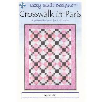 Crosswalk in Paris