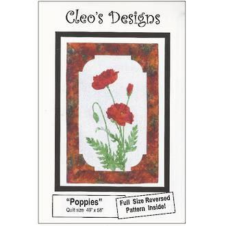 Poppies - Cleo's Designs