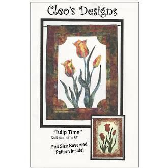 Tulip Time - Cleo's Designs