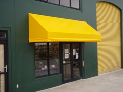 Fixed Frame Awning