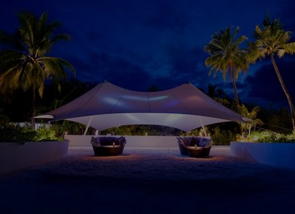 Outdoor Sail Canopies