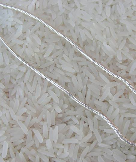 50cms Sterling silver snake chain