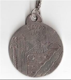ANZAC silver dog tags SilverStone Jewellery