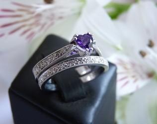 wedding set rings