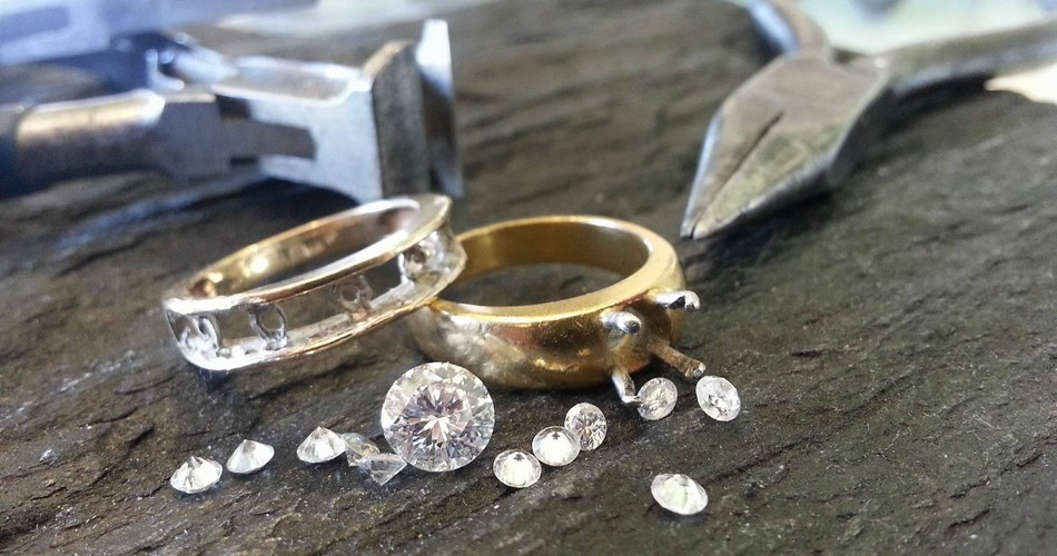 remodelling gold rings to fabulous