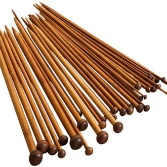 Wooden Needle 6.5mm