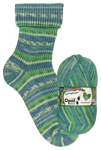 Opal Sock Print - 9641