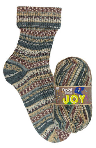 Opal Sock Print - 9982