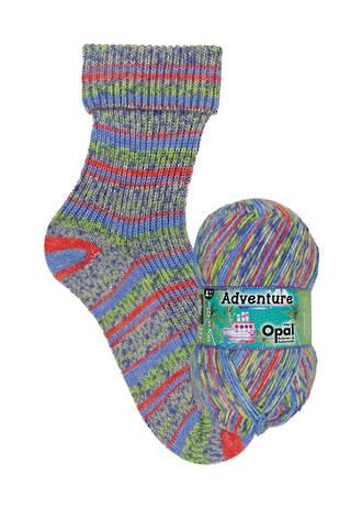Opal Sock Print - 9821