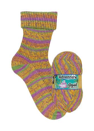 Opal Sock Print - 9823