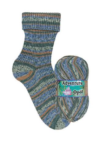 Opal Sock Print - 9825