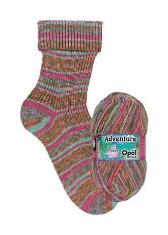 Opal Sock Print - 9827