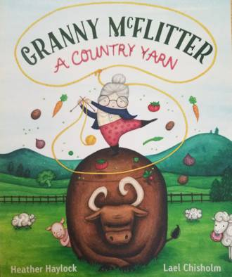 Granny McFlitter - A Country Yarn