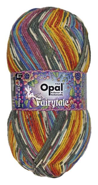 Opal Sock Print - Fairytale 9790