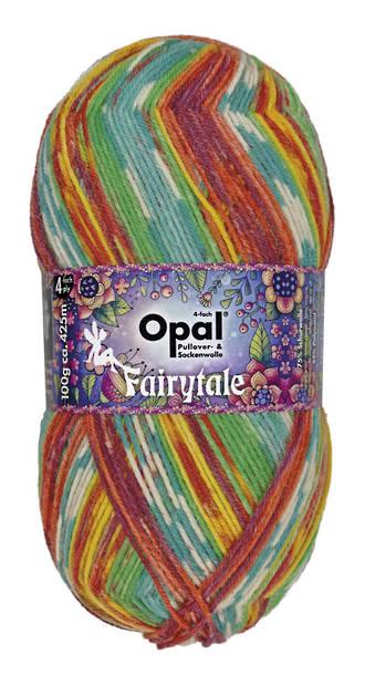 Opal Sock Print - Fairytale 9794