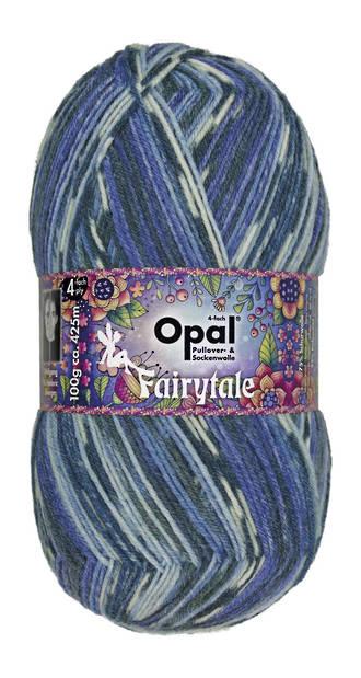 Opal Sock Print - Fairytale 9797