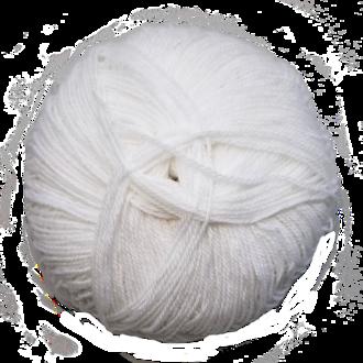 Skeinz White Merino 3ply