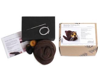 Ashford Wool Felting Kit - Seal