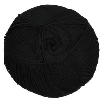 Sock Merino 100gm - Black