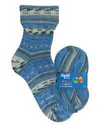 Opal Sock Print - 9954
