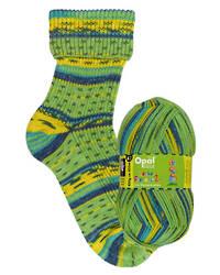 Opal Sock Print - 9957