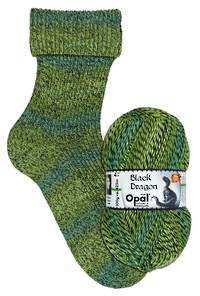Opal Sock Print - 9965