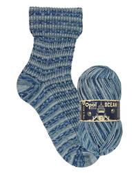 Opal Sock Print - 9970