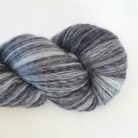 Ashton Merino Sock Singles - Grey
