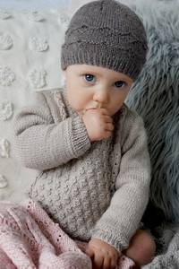 Baby Cakes Everleigh Sweater and Hat