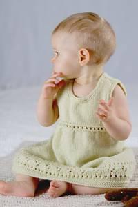 Baby Cakes Evangeline Dress 8 ply