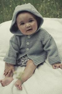 Baby Cakes Harper Hoodie 8ply