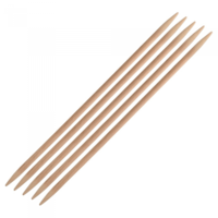 Knit Pro Basix Birch Double Pointed Needles - 3.75mm