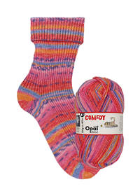 Opal Sock Print - Comedy  9830