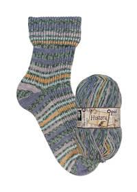 Opal Sock Print - History 9705
