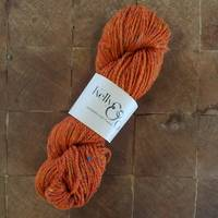 Kelly & Co Donegal Tweed - Firefly