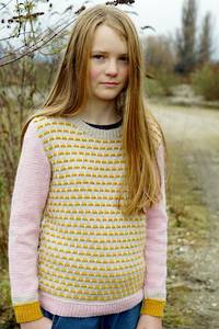 Little Cupcakes Quinn Sweater 8ply