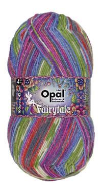 Opal Sock Print - Fairytale 9791