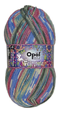 Opal Sock Print - Fairytale 9795