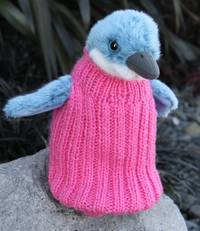 Peggy Rescue Fund Penguin Mascot