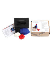 Ashford Wool Felting Kit - Pukeko