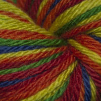 Cascade 220 Superwash Sport Multi - Rainbow