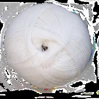 Skeinz White Wool DK