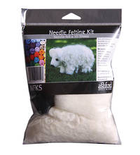 Ashford Wool Felting Kit - Sheep