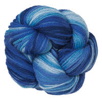 Cascade 220 Superwash Sport Multi - Blues