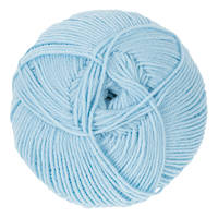 Merino Soft 4ply - Soft Blue